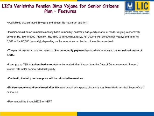 lic of india employees pension rules Lic jeevan akshay vi from life insurance corporation (lic) of india is an immediate annuity pension plan that can be bought by paying a lumpsum as single premium.
