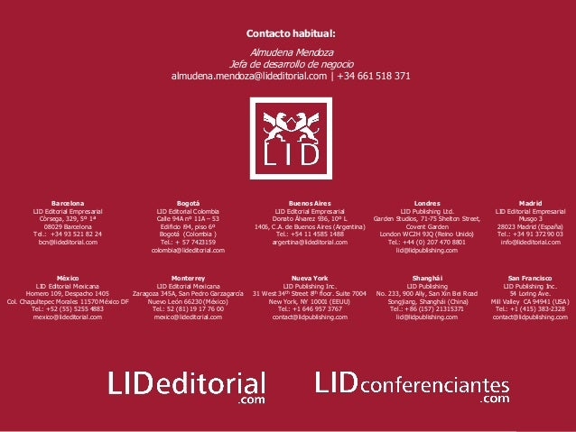 LID, tu partner en Marketing de Contenidos