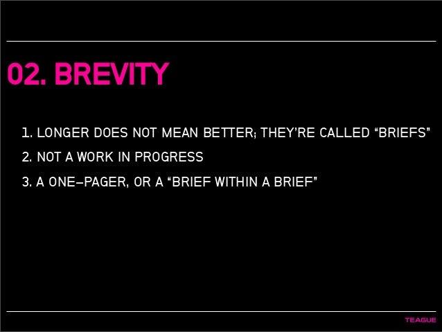 Writing Effective Creative Briefs