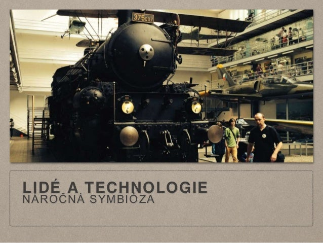 Lidé a technologie i con 2015 Slide 3