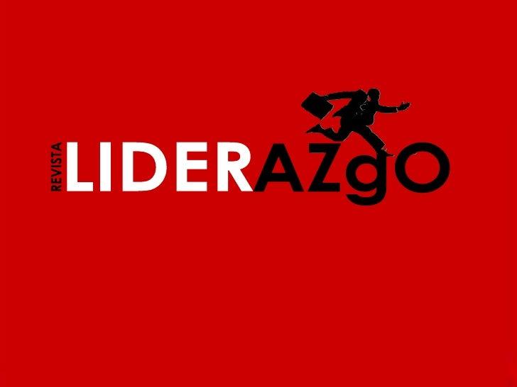 LIDER REVISTA AZgO