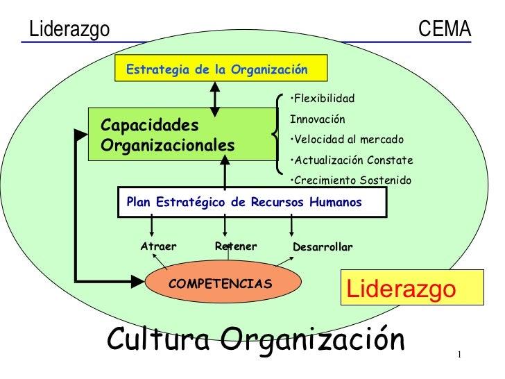 Liderazgo                                                       CEMA             Estrategia de la Organización            ...