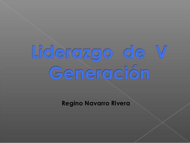 Regino Navarro Rivera