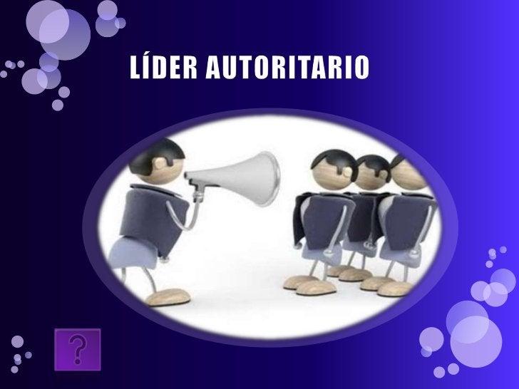 Lideres