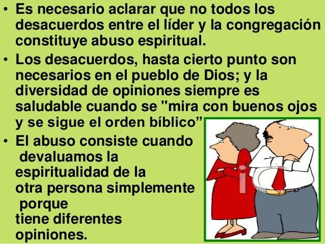 • Cada líder cristiano tiene la responsabilidad de guiar al pueblo; y parte de ese trabajo es corregir y muchas veces conf...