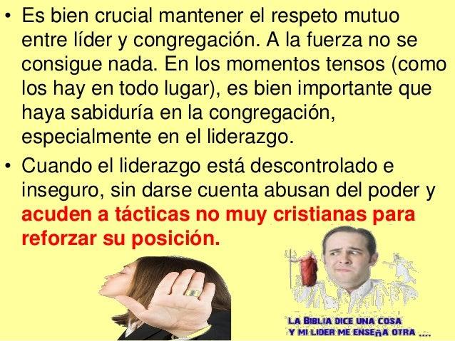 El líder abusivo comete un gran error cuando piensa que puede salirse con la suyas y que la congregación es ignorante. ¡No...