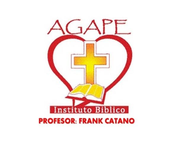 Principios de liderazgo cristiano #12 - 2013