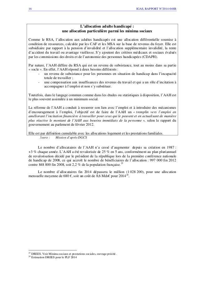 Foyer Handicap Plan Les Ouates : Liens handicap et pauvrete rapport de l igas