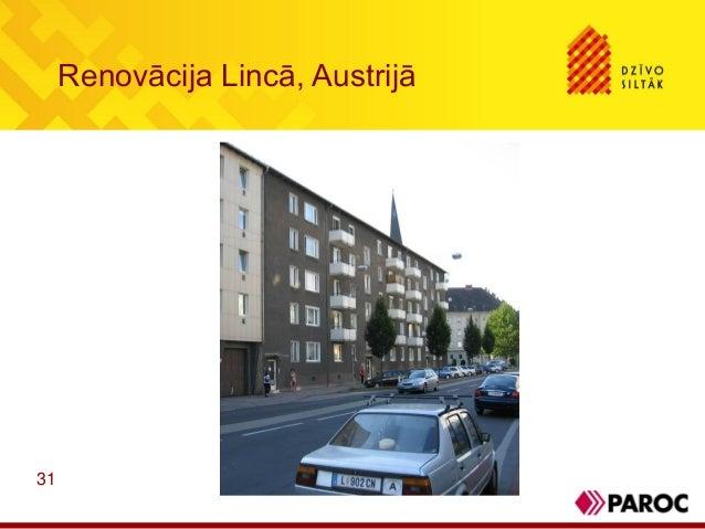Renovācija Lincā, Austrijā31