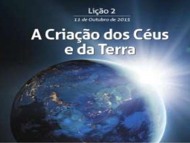 """""""Pela fé, entendemos que os mundos, pela palavra de Deus, foram criados; de maneira que aquilo que se vê não foi feito do ..."""