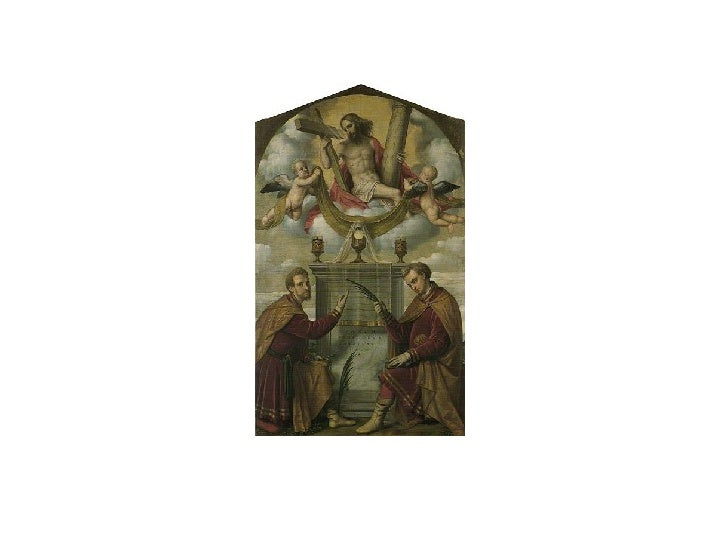 «Le tableau d'autel comme lieu d'images»                  Ecole du Louvre, Palais du Louvre              Istituto Veneto...