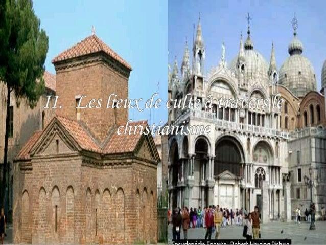Les lieux de cultes n'ont pas arrêté à ce point. Au contraire, il y a d'autres religions qui ont leurs propres édifices te...