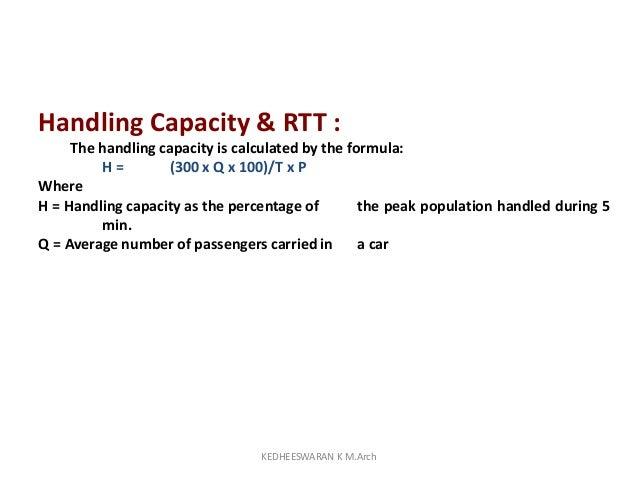 building services -Lift's and escalators