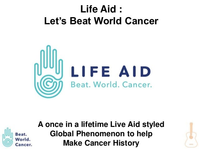 Fund this project : Kickstarter Contact us : The Academy of Rock Twitter Facebook #LIFEAID #BEATWORLDCANCER Life Aid : Let...