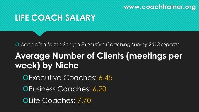 Life Coach Hourly Pay | PayScale