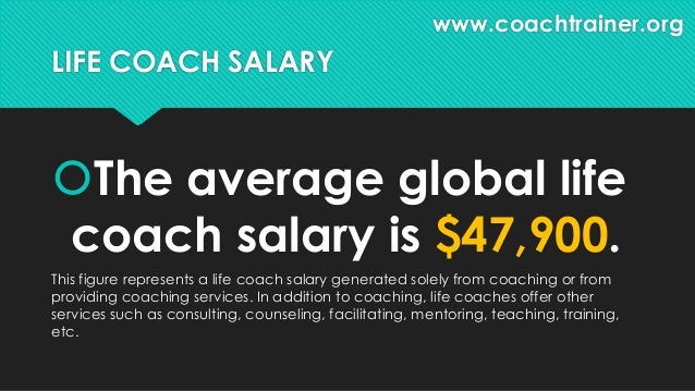 Life Coach Salary | How to Make Money as a Life Coach