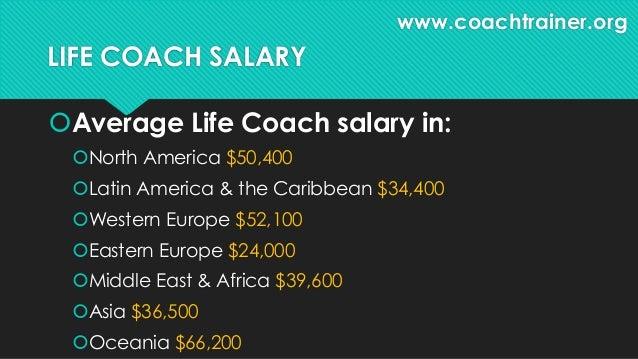 life coach salary - Isken kaptanband co