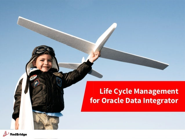 v  Life Cycle Management  for Oracle Data Integrator