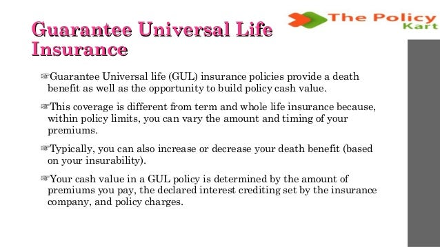 Life Insurance, from history to present