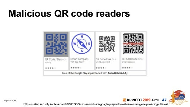 Life of a QR code  To scan or not to scan that is the question