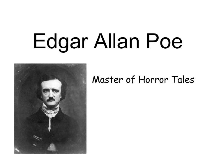 the life and work of edgar allan poe Keywords: edgar allan poe, the tell-tale heart, the raven this academic source dates poe's work back to events that occurred in his life at each time.