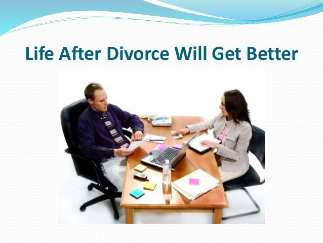 how to get laid after divorce
