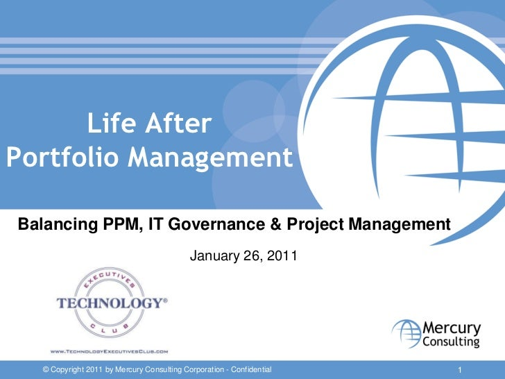 Life After PPM