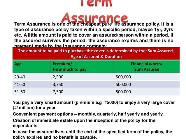 Life assurance by Bayo Mutual Benefits