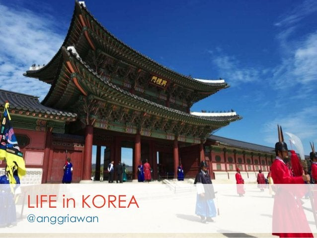 LIFE in KOREA @anggriawan