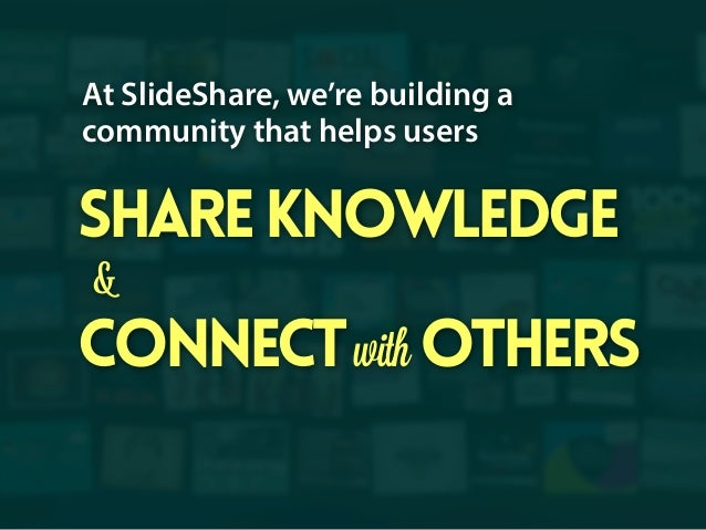 Life@SlideShare Slide 2