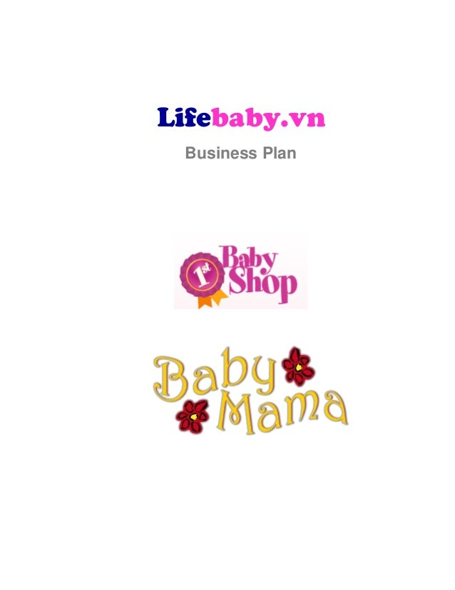 Lifebaby.vn Business Plan