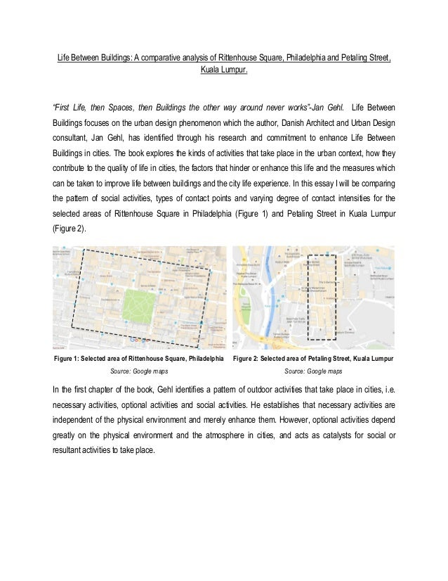 Project Part 2: Comparative Analysis Essay