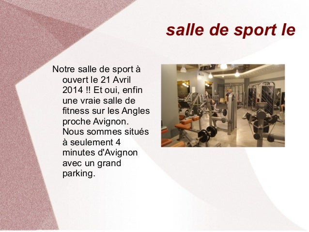 musculation avignon salle de sport avignon. Black Bedroom Furniture Sets. Home Design Ideas