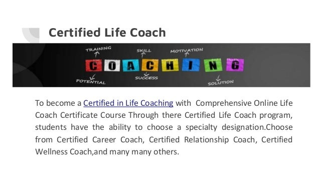 Get Life Coach Certification Program- Symbiosis Coaching