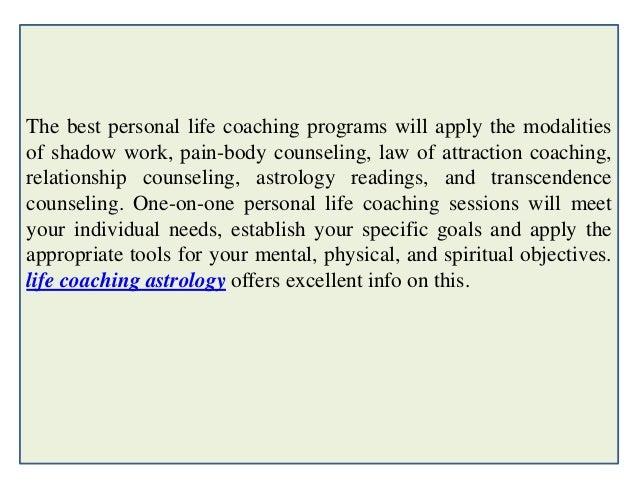 Life Coaching With Astrology