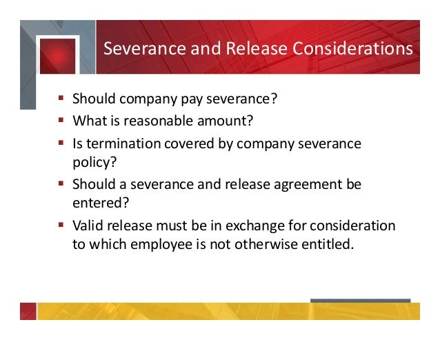 Life Cycle Of An Employee Termination