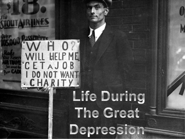 the life for jews during the great depression In 1929, during the great depression, the schindler family business went  bankrupt  in turn, he spared 900 jewish lives from this one action (paldiel,  1982.