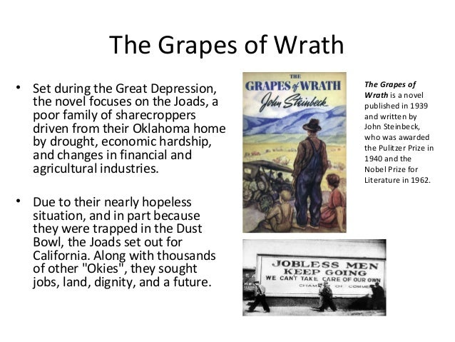 the life and struggles of the people during the great depression in the grapes of wrath Workers during the great depression the grapes of  struggles due to the depression  their life throughout the grapes of wrath, people are.