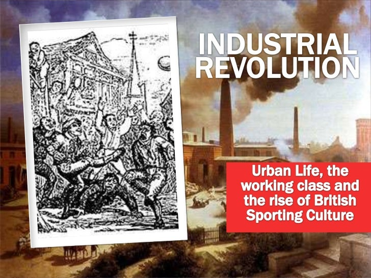 • 1770 and 1850 – Economy Changed• From agricultural to industrial• Not one key invention, but range of   technological pr...