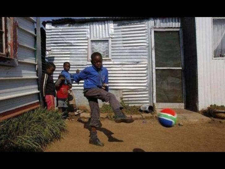 Life in Johannesburg Slide 3