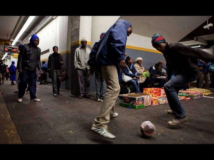 Life in Johannesburg Slide 39