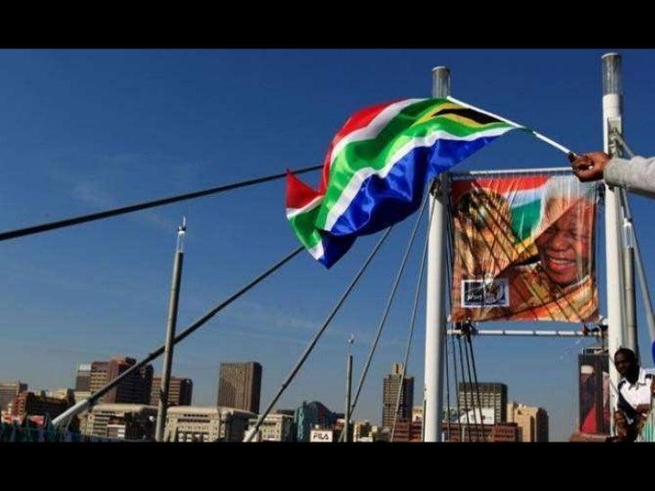 Life in Johannesburg Slide 53
