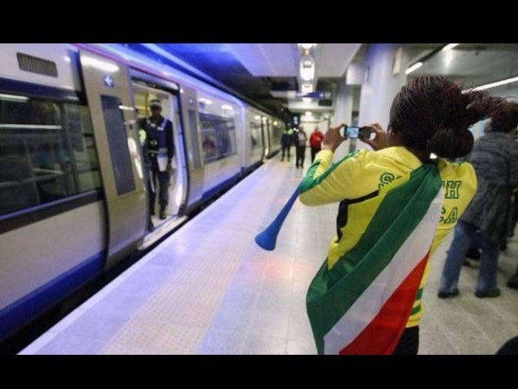 Life in Johannesburg Slide 78