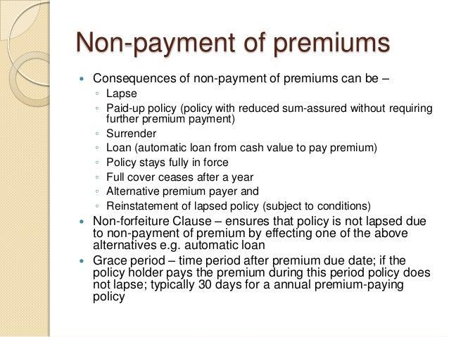Life insurance basic concepts (United Kingdom)