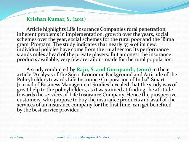 """a study of customer satisfaction towards services provided in reliance life insurance International journal of interdisciplinary and multidisciplinary studies (ijims),  2014,  reference to life insurance companies in chennai, india  in todays'  world, customer is considered to be the god for all business, without his  satisfaction no  between customers"""" perception and expectations towards  service quality of."""