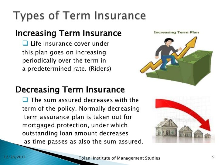 life insurance policies business enterprise system ppt