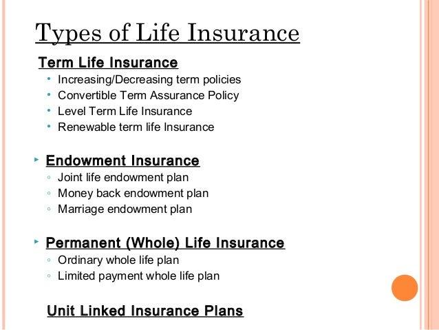 Money management ii life insurance. Ppt download.