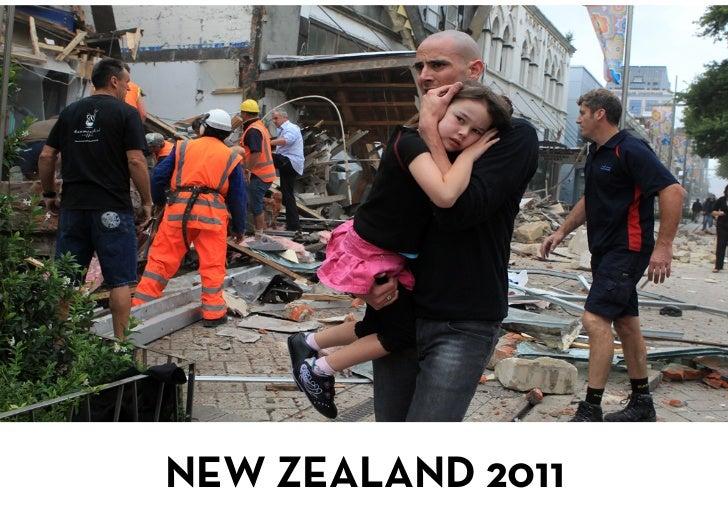 NEW ZEALAND 2011<br />