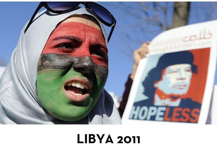 LIBYA 2011<br />