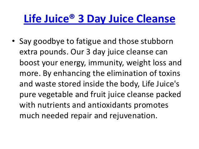 3 day fruit and vegetable cleanse meal plan : weight loss ...